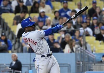 Former Met Adeiny Hechavarria Thanks God They Released Him