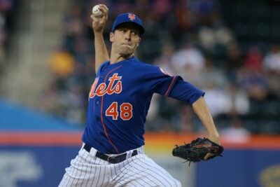 Jacob DeGrom Racking Up Accolades During Historic Run