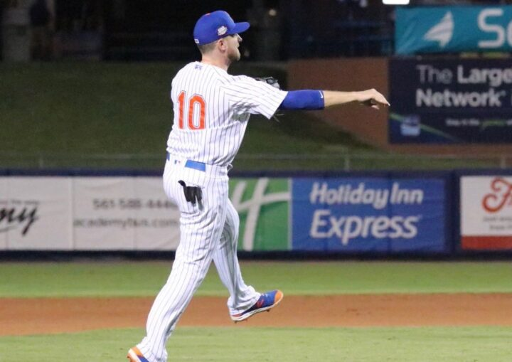 Mets Minors Recap: Jed Lowrie Plays Second, Records Hit For St. Lucie