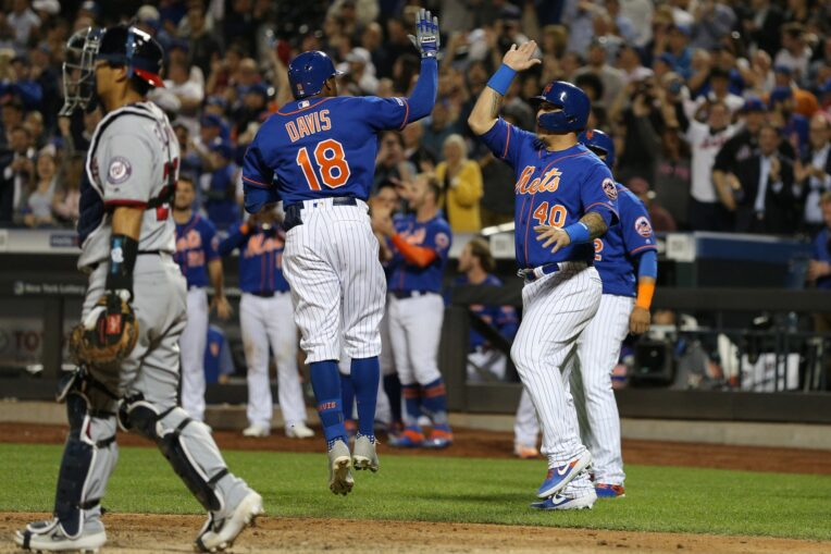 Morning Briefing: Mets Complete Four-Game Sweep Over Nats