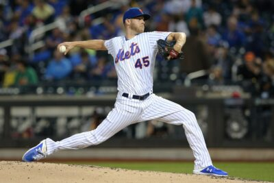 Mets Should Follow Astros' and Nationals' Rotation Formula