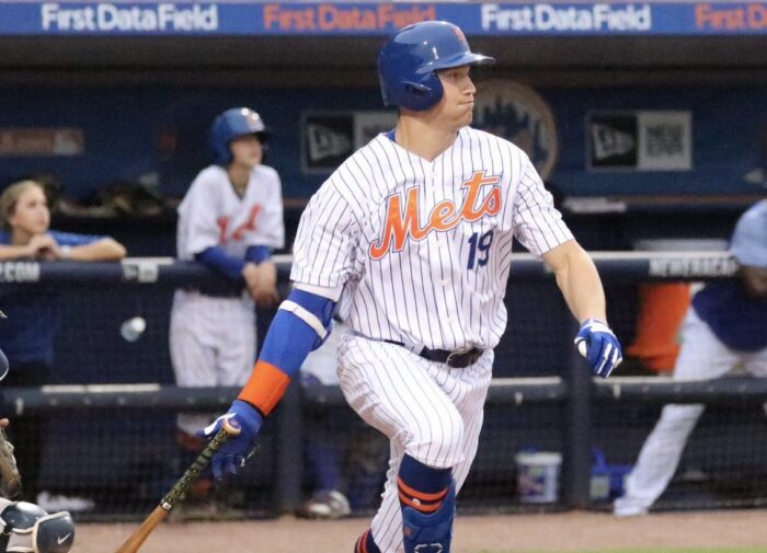 Mets Minors Recap: Brandon Nimmo Reaches Base Twice in First Rehab Game