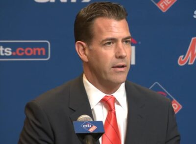 It's Time For Brodie Van Wagenen to Now Fix the Team