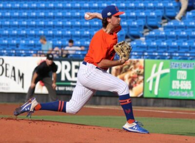 Mets Minors: Starting Pitcher of the Year, Kevin Smith