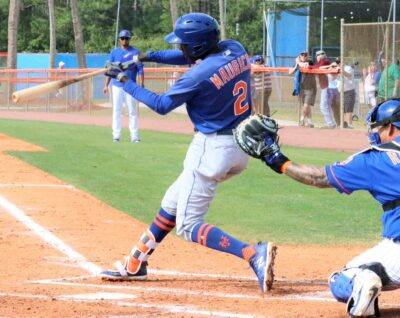Mets Have Four Prospects In MLB Pipeline's New Top 100
