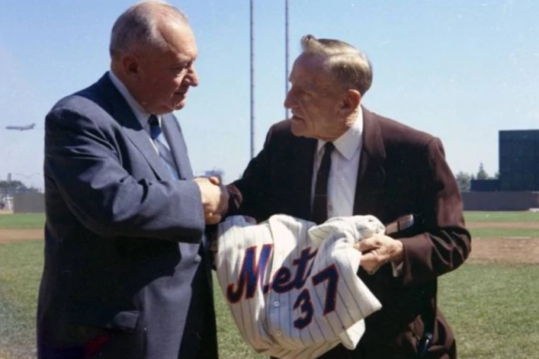 A Brief History of Mets General Managers