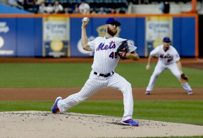 Padres, Angels, White Sox, and Twins in Lead For Zack Wheeler