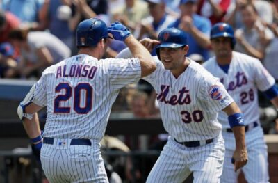 Mets Should Look To Extend Michael Conforto
