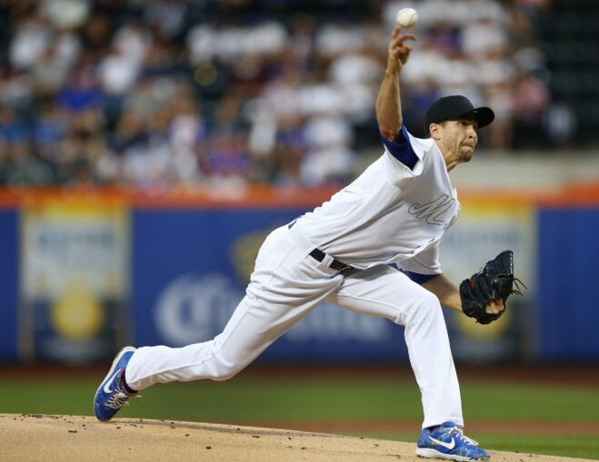Jacob DeGrom Dazzles in Mets' Extra-Inning Loss To Atlanta