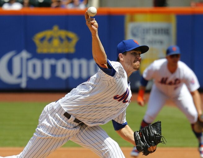 Jacob DeGrom's Return To Dominance Paying Dividends For Mets