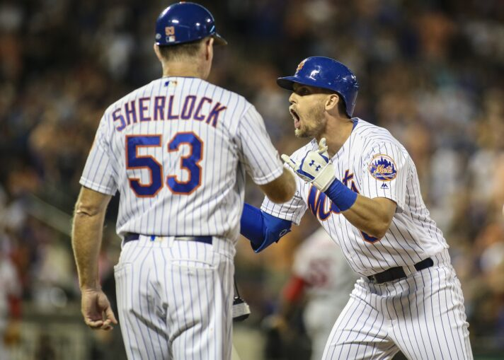 McNeil Playing Rehab Game With Syracuse, Lowrie Back in St. Lucie Lineup