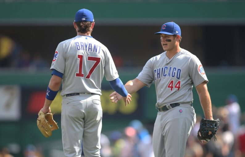 Series Preview Wild Card Implications Abound As Mets Face Cubs