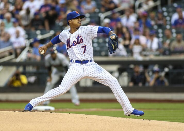 Marcus Stroman Removed After Fourth Inning With Left Hamstring Tightness