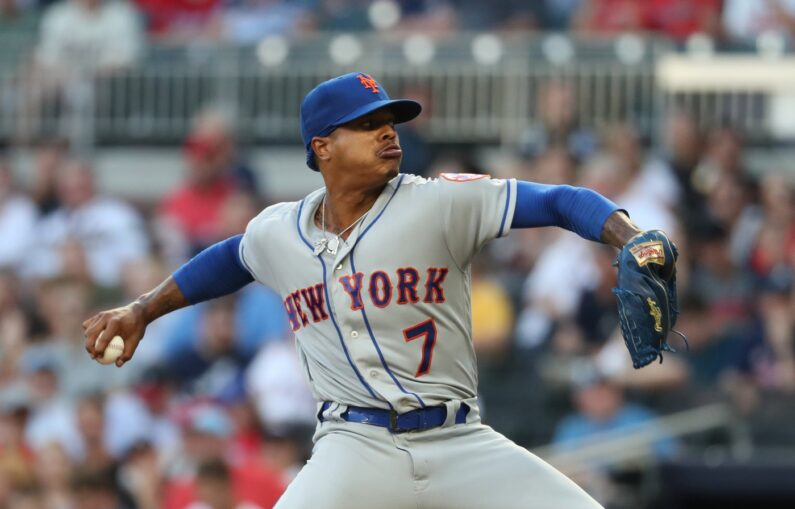 Marcus Stroman Earns First Win As Met in 10-8 Triumph Over Atlanta