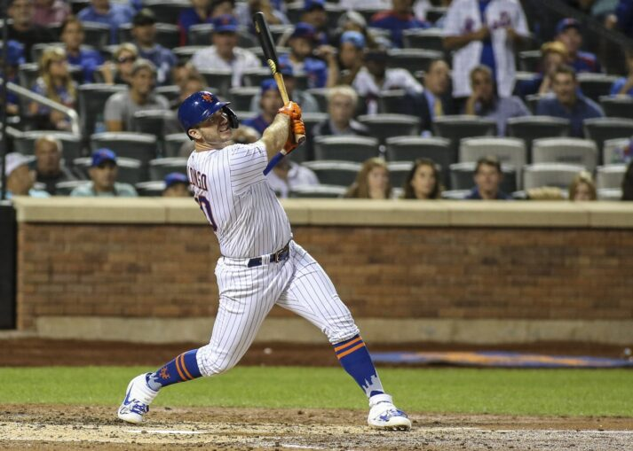Pete Alonso Reclaims MLB Home Run Lead