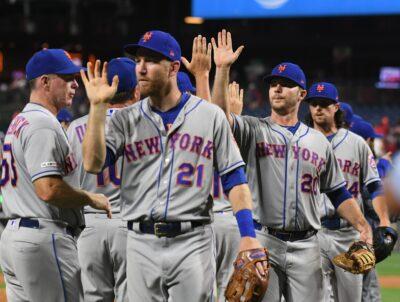 Morning Briefing: Mets Maintain Position in Wild Card Race