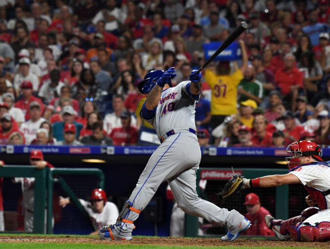 Wilson Ramos Extends Hitting Streak, Ties Mets Record