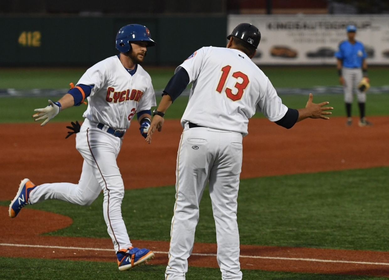 Jed Lowrie Homers, Says He's Ready To Help Mets Win
