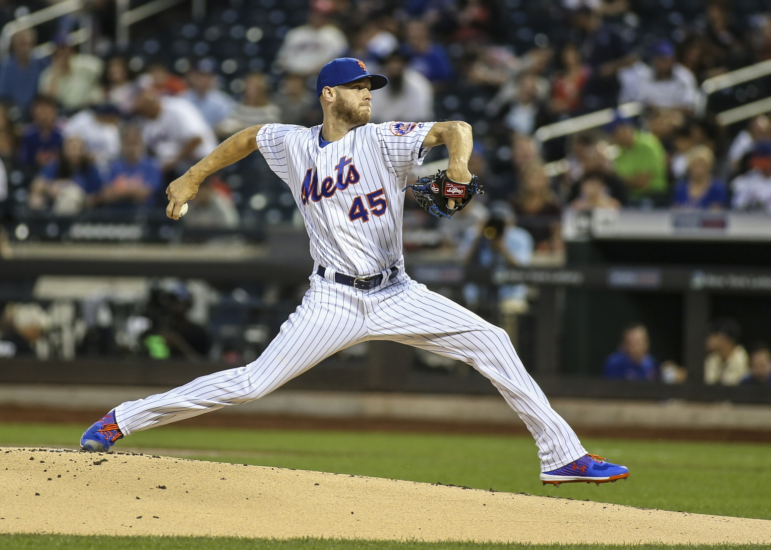 Zack Wheeler Fought Tooth and Nail to Keep Mets' Wild Card Hopes Alive