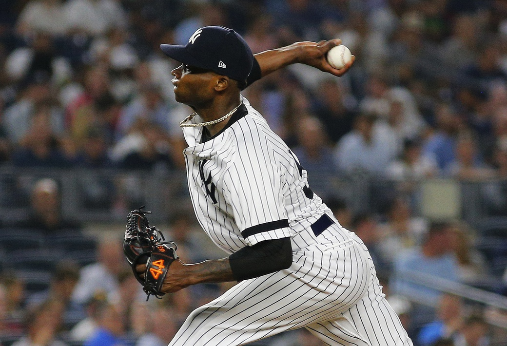 Yankees' Domingo German Placed On Leave After Domestic Violence Incident