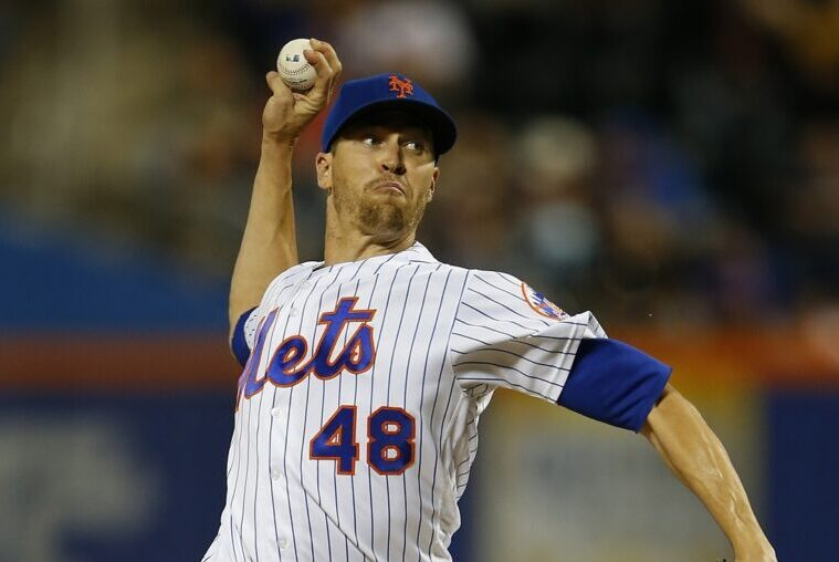 Jacob DeGrom Is Distinguishing Himself Among Franchise's Best Hurlers