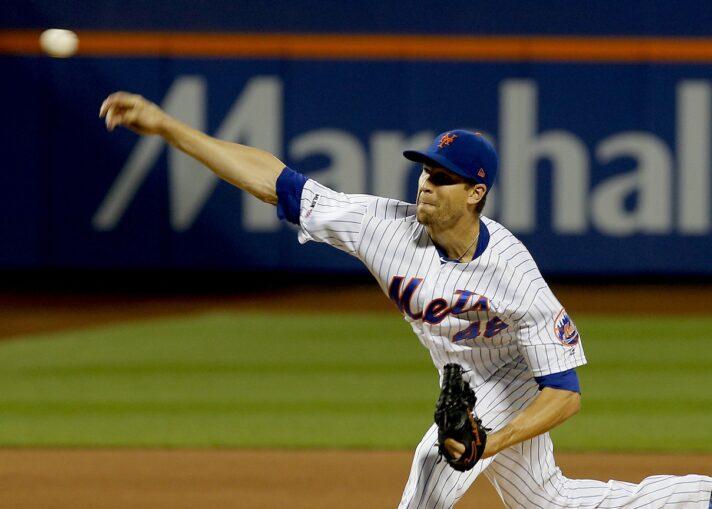 Jacob DeGrom's Gem Keeps Mets in Wild Card Race
