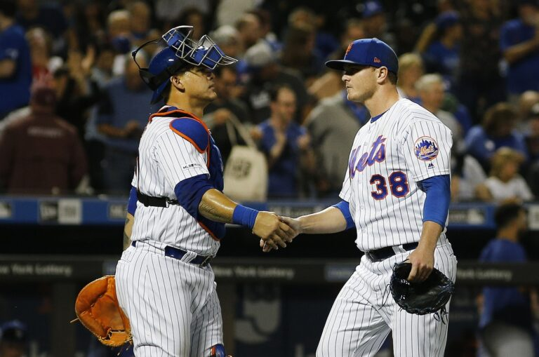 Justin Wilson Gets Uneventful Save as New Mets Closer