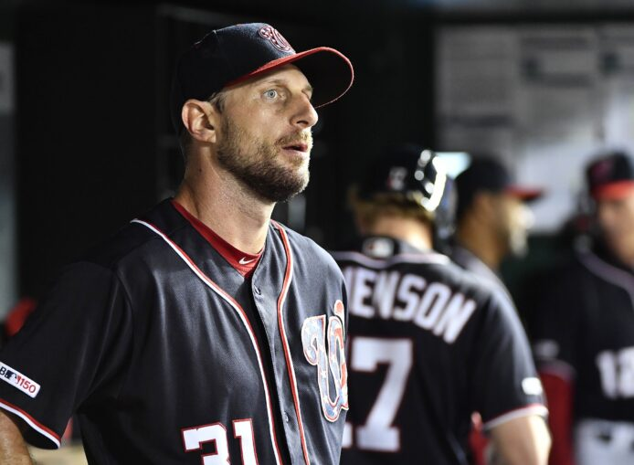 Rough Start by Max Scherzer Opens Up Cy Young Race
