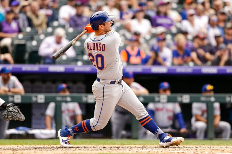 Pete Alonso Breaks Mets' Extra-Base Hits Record