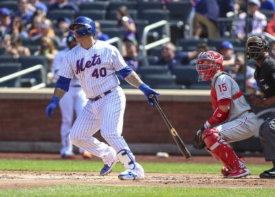 Mets Should Cut Ties with Ramos, Sign Grandal This Winter