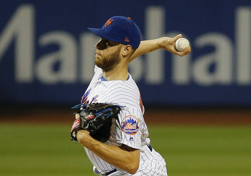 Zack Wheeler Will Reject Mets Qualifying Offer