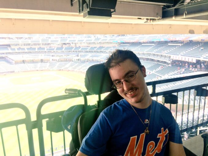 To The Best Mets Fan I Will Ever Know