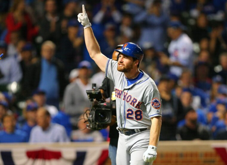 OTD in 2015: Murphy Sets Record As Mets Sweep NLCS