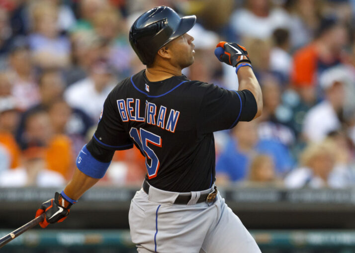 Carlos Beltran Very Serious Candidate For Mets Managerial