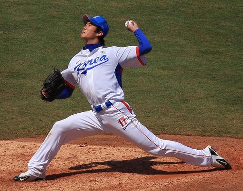 Mets Scouting South Korean Left-Hander, Kwang-Hyun Kim