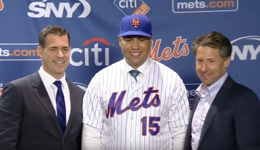 Carlos Beltran Wants To Rewrite The Story As Mets Manager