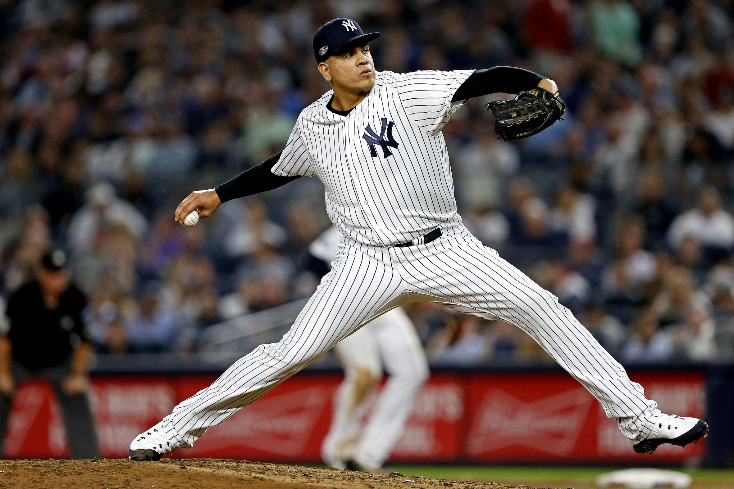 Mets and Phillies Heavily Contending For Dellin Betances