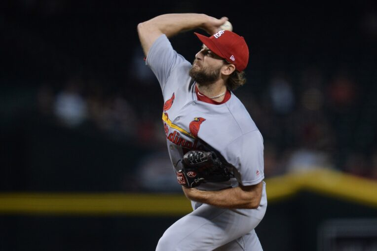 Michael Wacha Is Jeremy Hefner's First Test as Pitching Coach