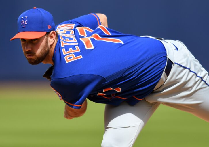 Mets Get First Spring Win, 2-1 Over Nationals