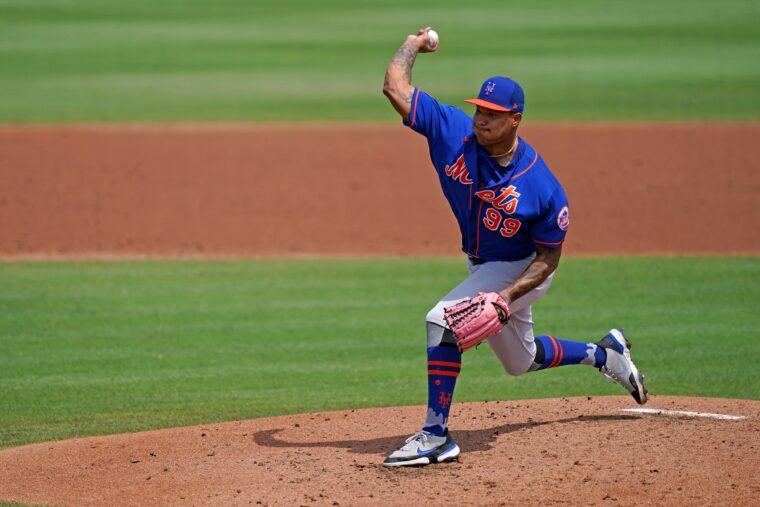 Taijuan Walker Excited to Start Mets Home Opener