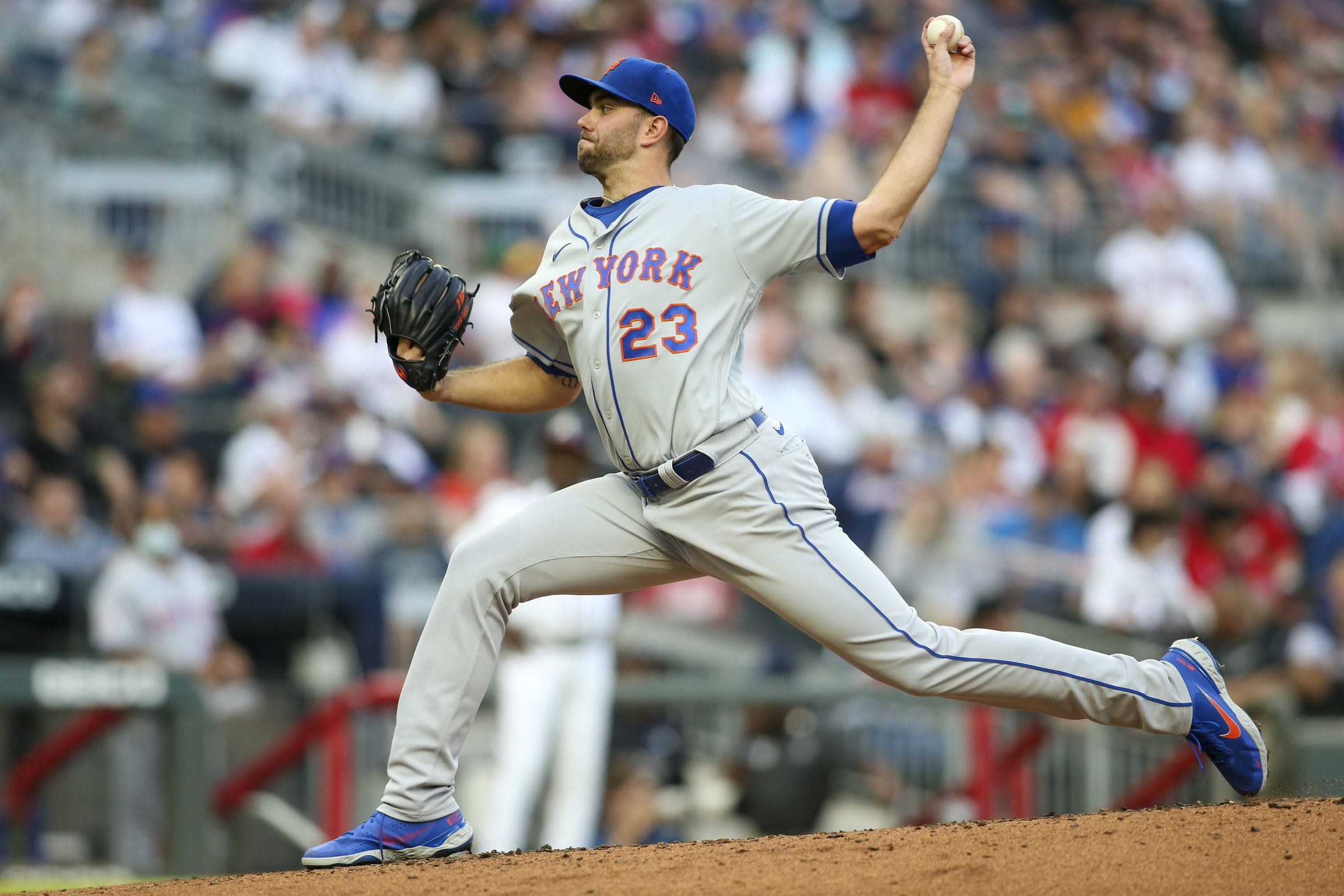 Mets Fail to Sweep Braves, Lose 5-4 in Walk-Off Fashion
